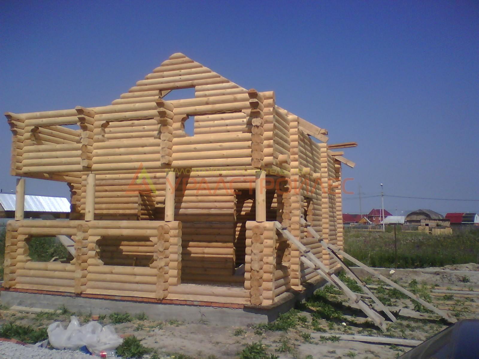 Проект № 57 г. Тюмень п. Березняки
