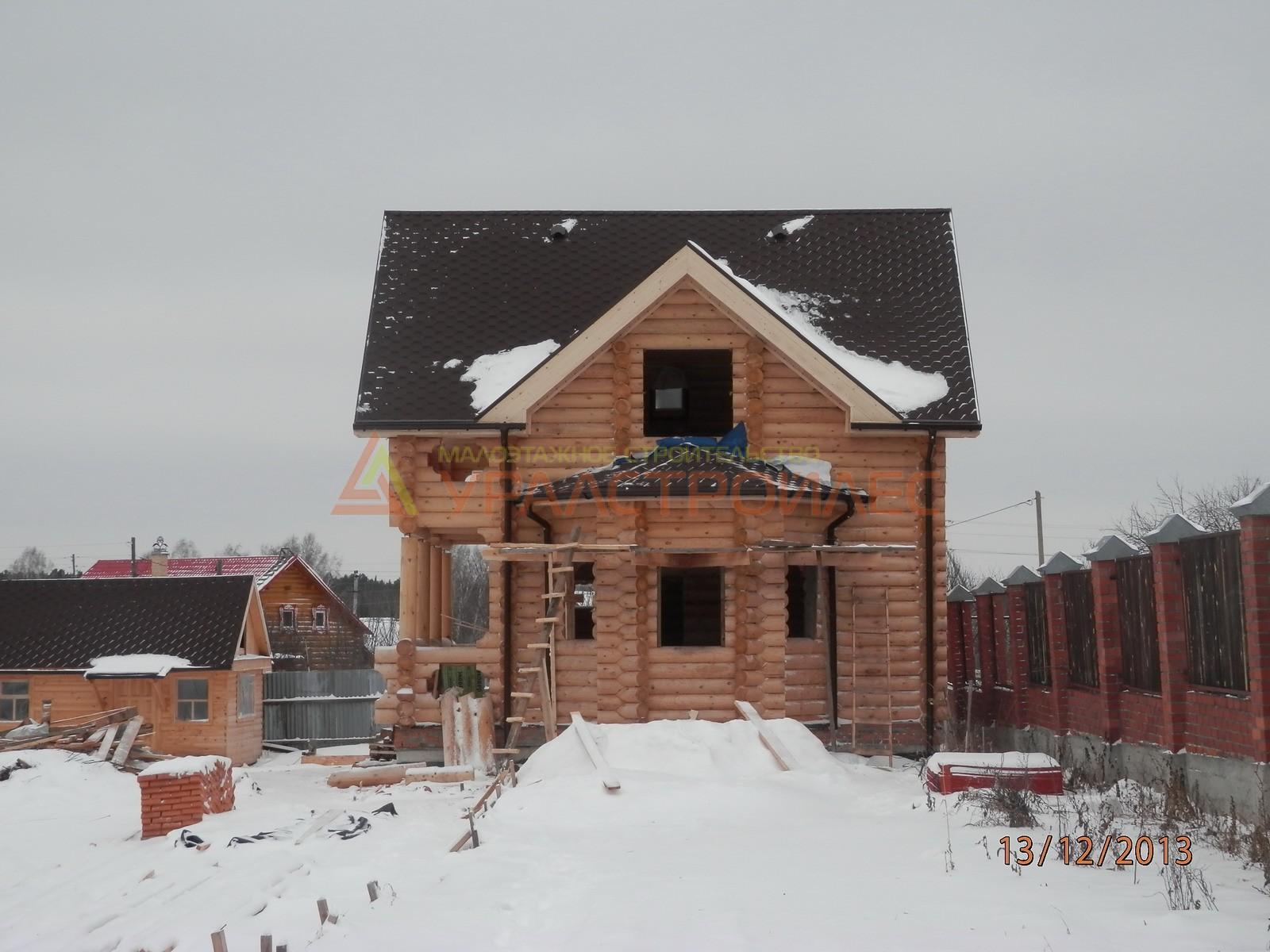 Проект №193, Тюмень дер. Чёрная Речка. Червишевский тракт.