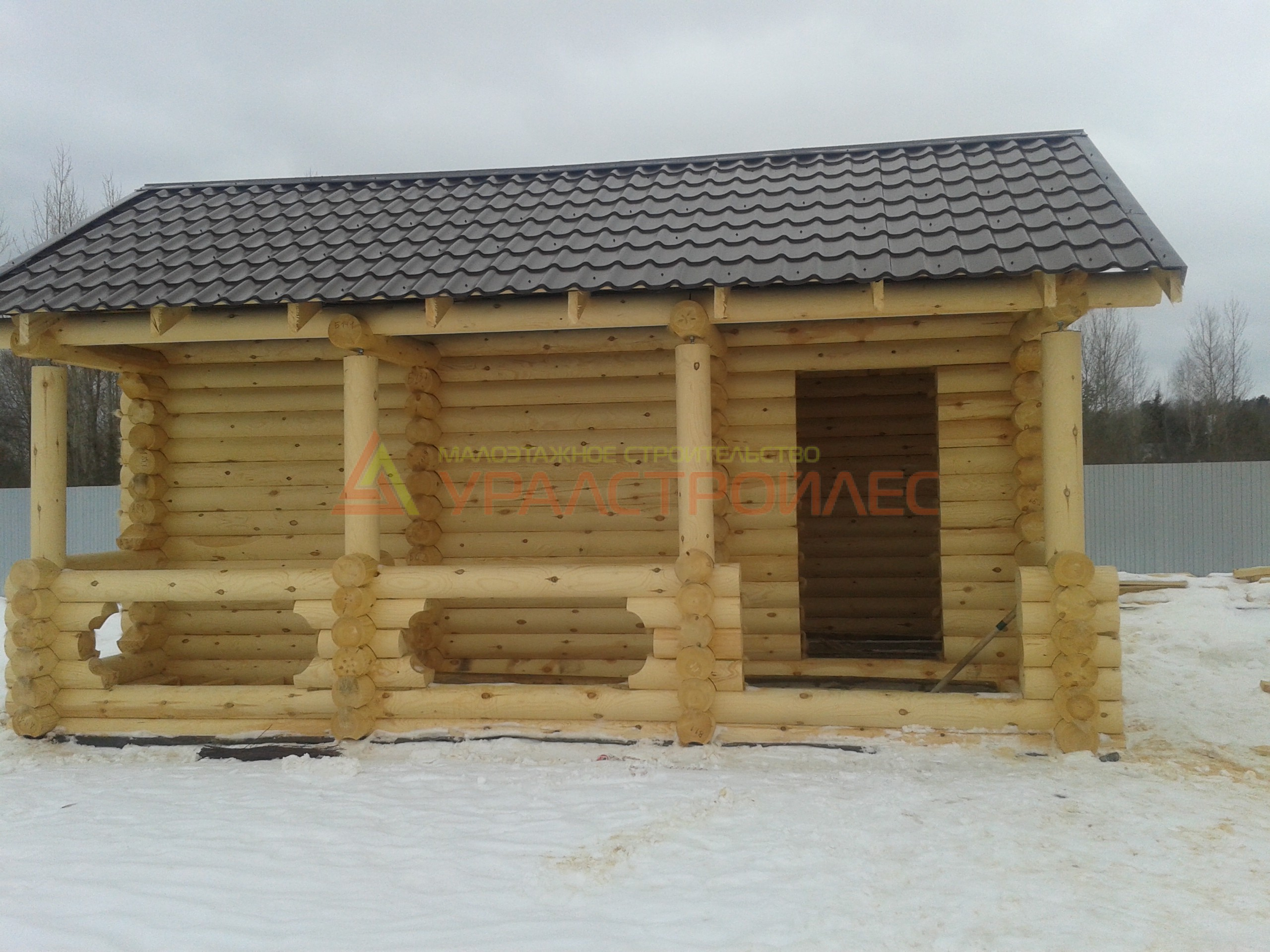 Проект № 275 г. Тюмень. д. Штакуль 23 км. Велижанского тракта .