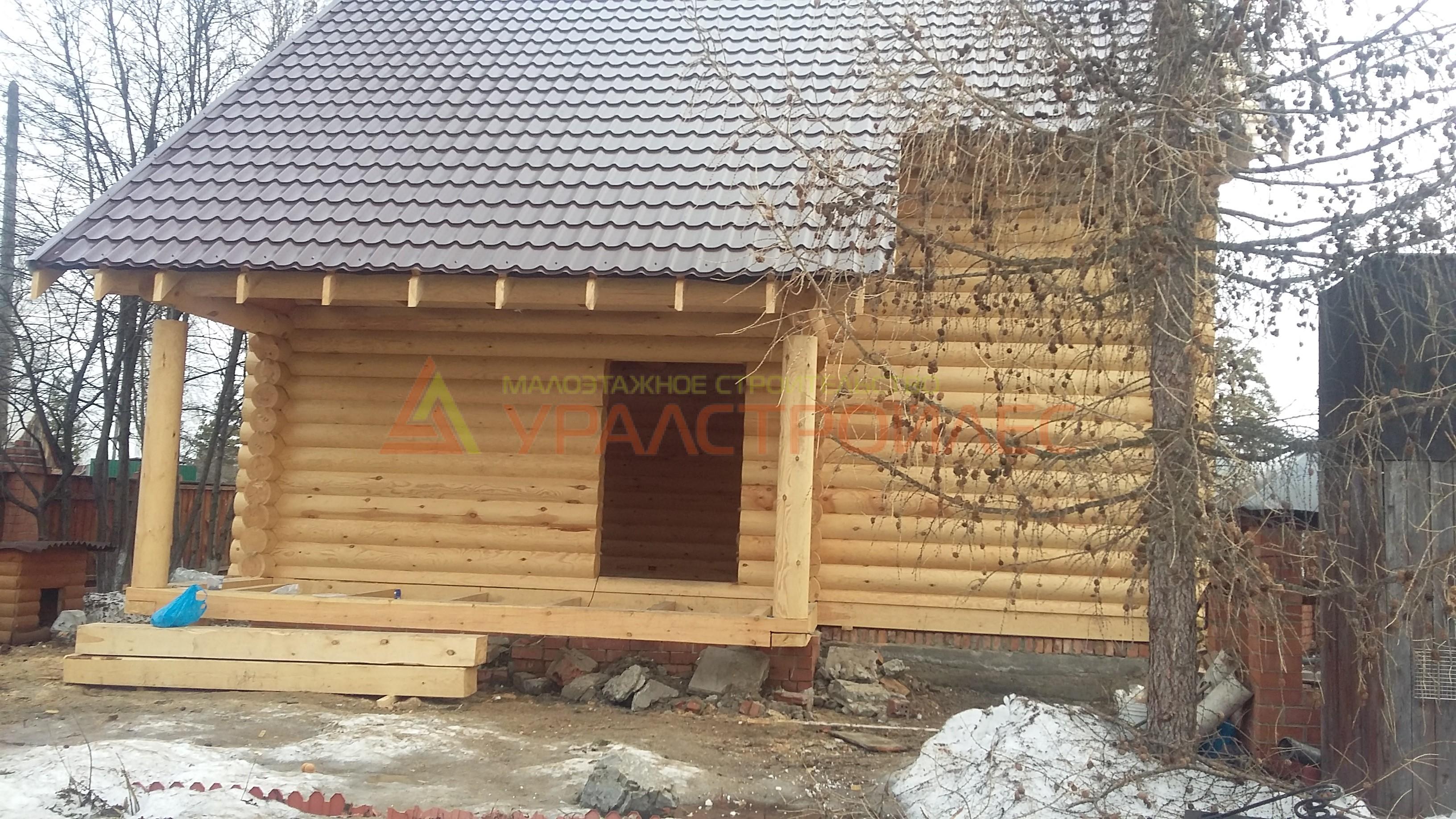 Проект № 540 г. Тюмень 14 км. Салаирского тракта .СНТ Миркурий
