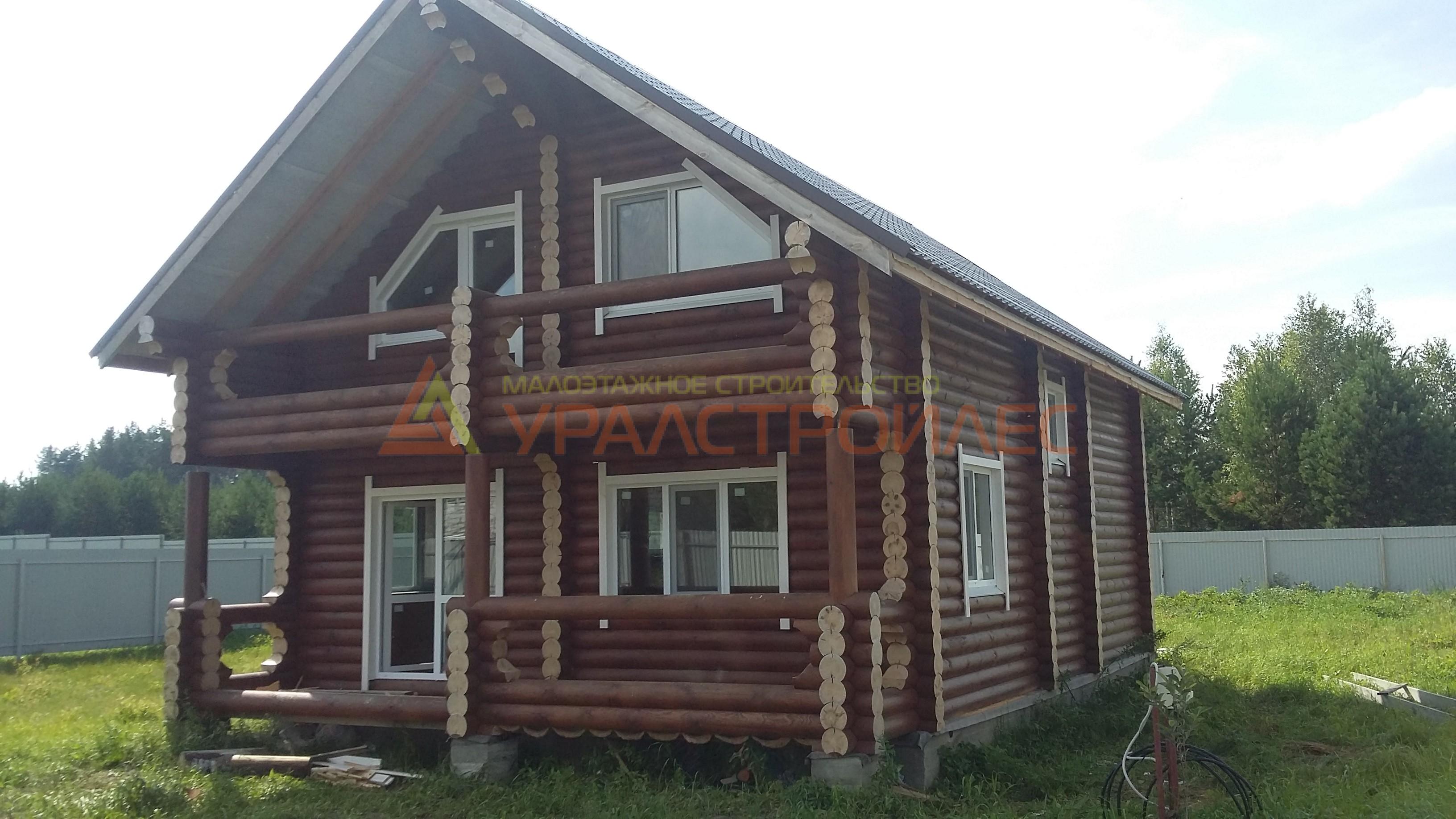 Проект №286 г.Тюмень  д.  Штакуль . 23 км Велижанского тр. пос. Зеленый Город