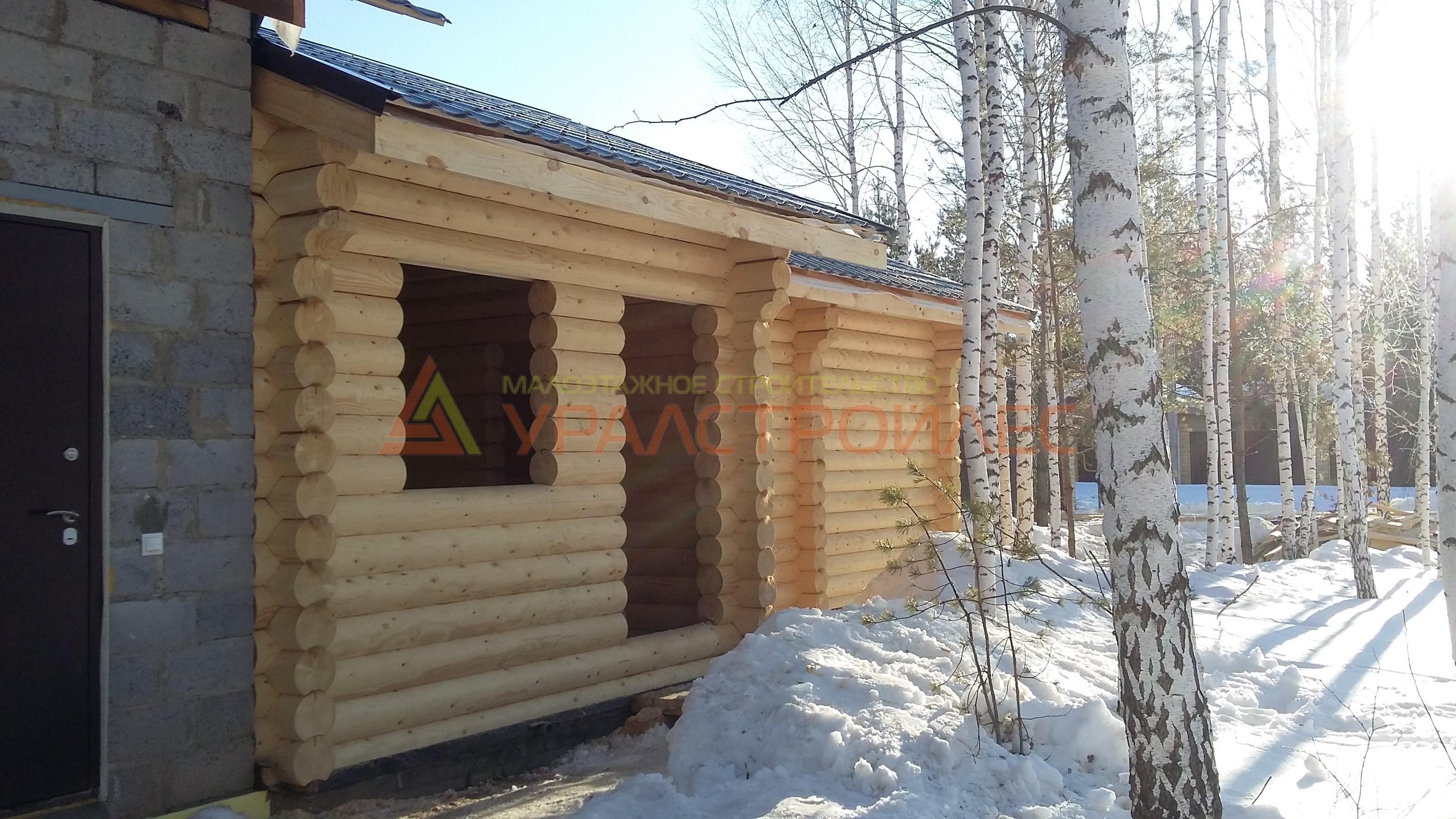 Проект № 858 г. Тюмень КП. Царицыно