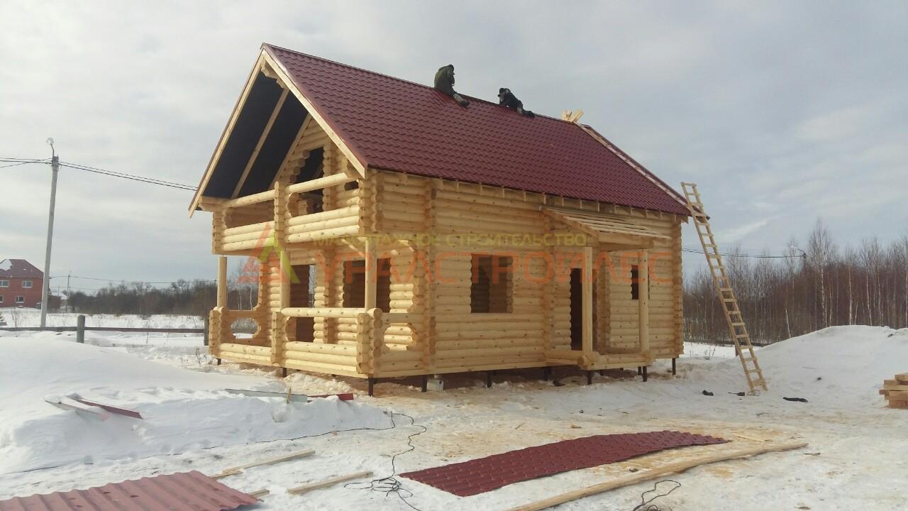 Проект №286, Тюменская обл. Тобольский район. Пос ВАГАЙ