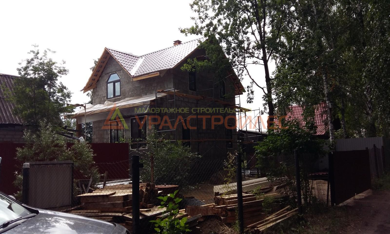 Проект №392 : Тюменская обл. Тобольский тракт, СНТ «Водник»,  2015 г