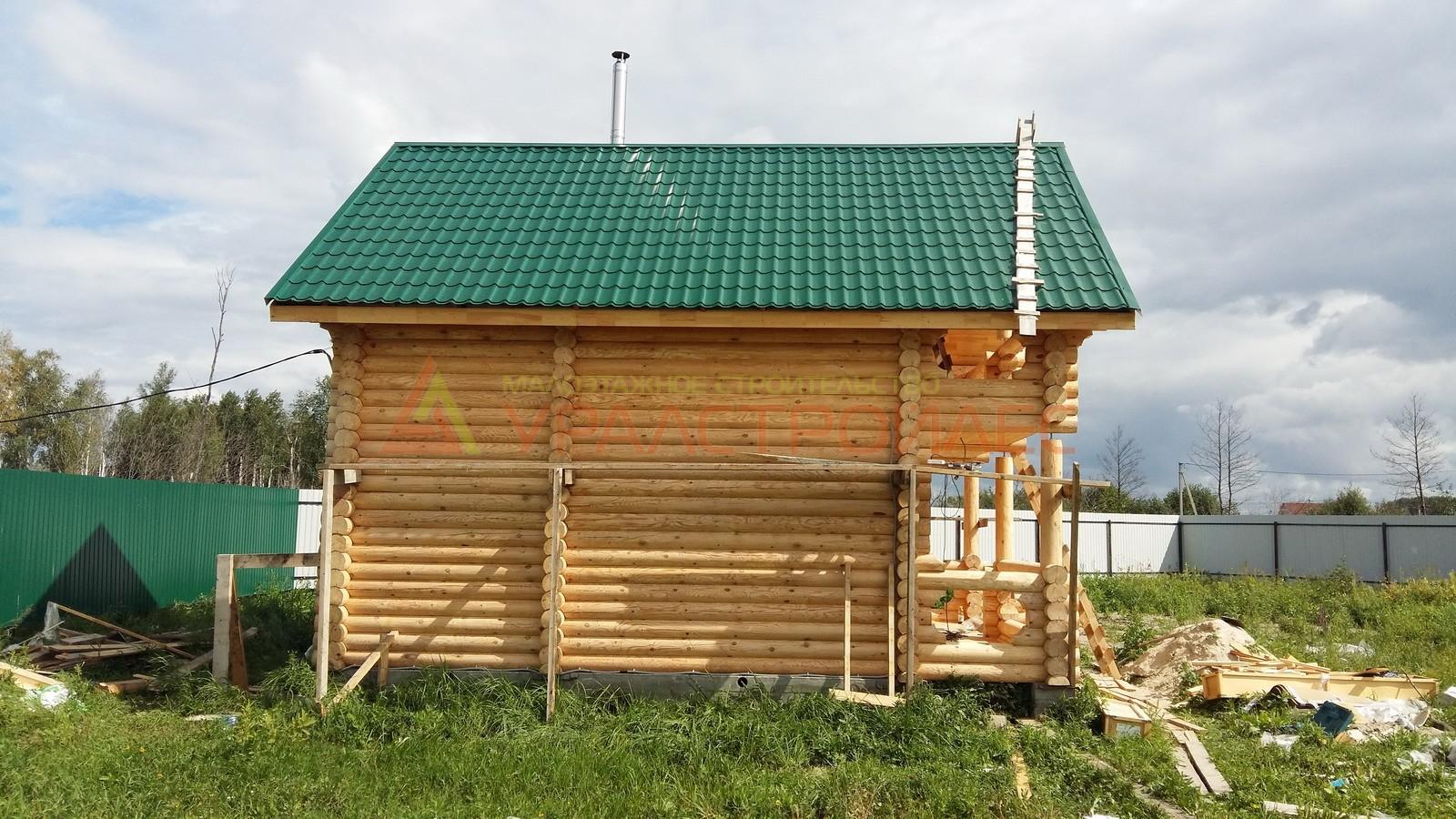 Проект №448, г. Тюмень пос. Серёгина .