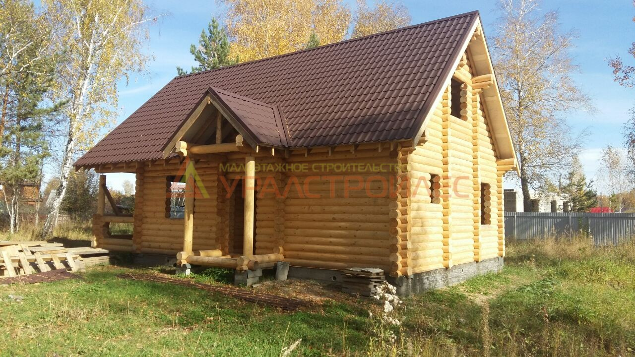 Проект №478 г. Тюмень СНТ Надежда 14 км. Салаирского тракта.