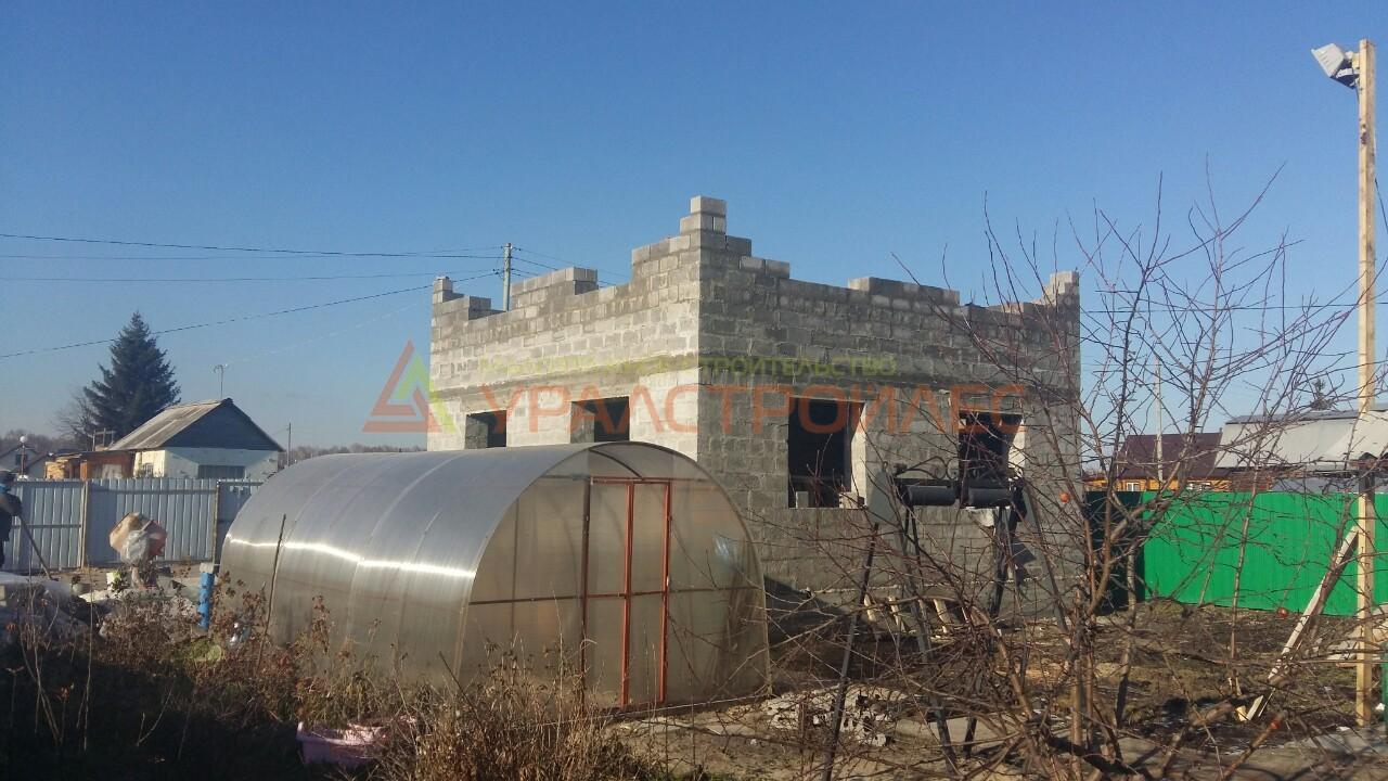 Проект №505, Тюмень СНТ Лаванда Салаирский тракт.