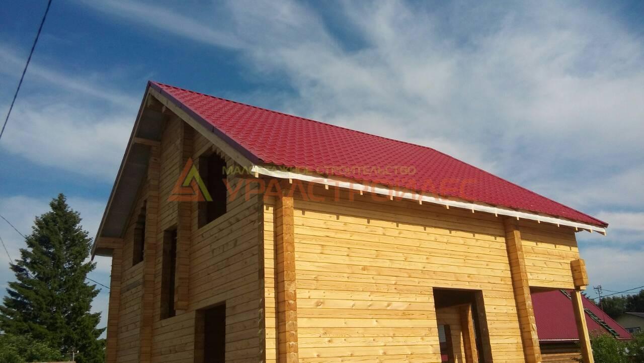 Проект № 654 г. Тюмень район Березняки СНТ Вишенка