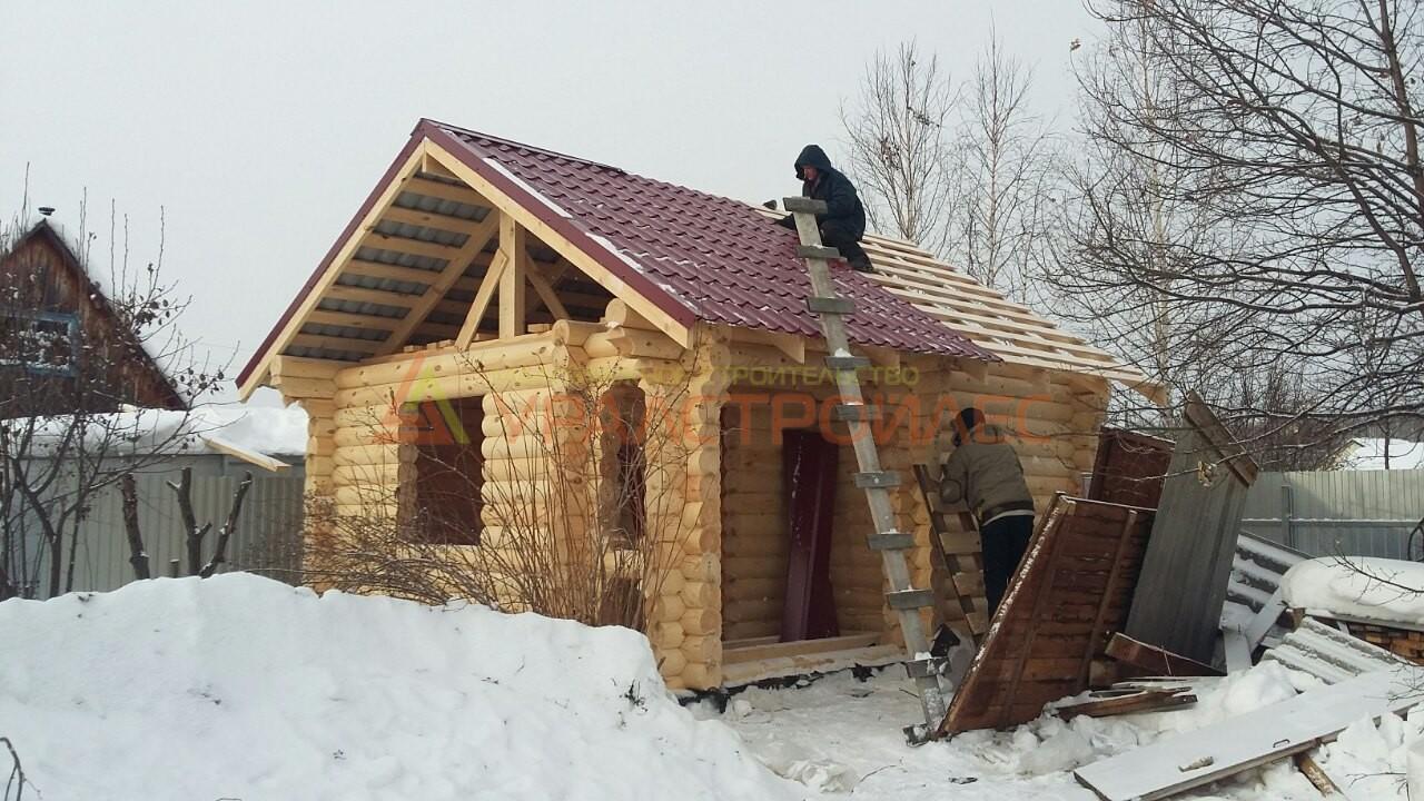 Проект № 631.3 г . Тюмень СНТ Хрустальный 14 км. Салаирского тракта .