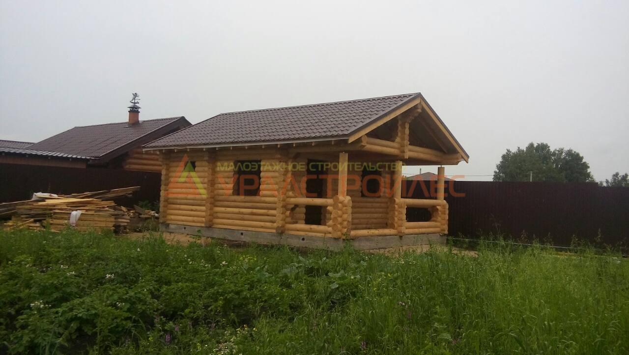 Проект № 701 г . Тюмень Пос. Зеленые холмы. Ирбитский тракт.