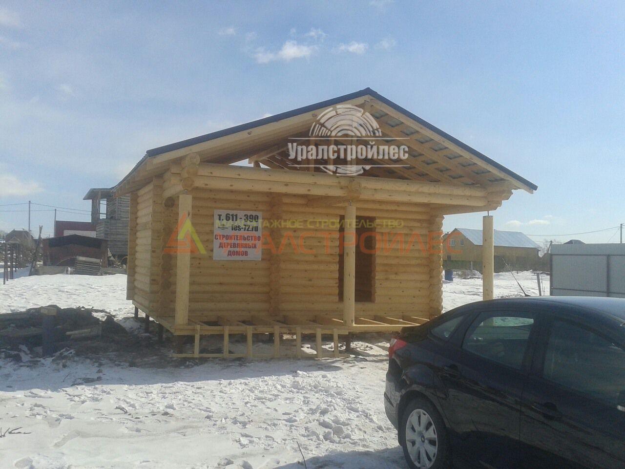 Проект 439 г. Тюмень д. Казарова.
