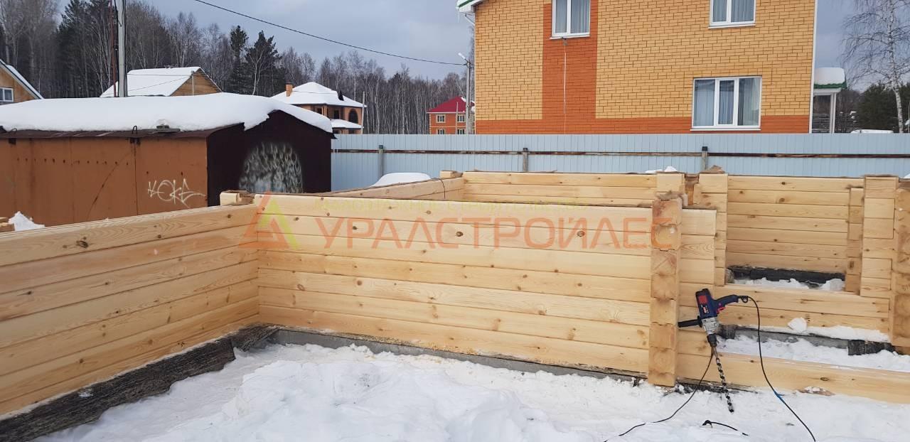 Проект № 832 г. Тюмень с. Тюнева ,  Велижанский тракт.