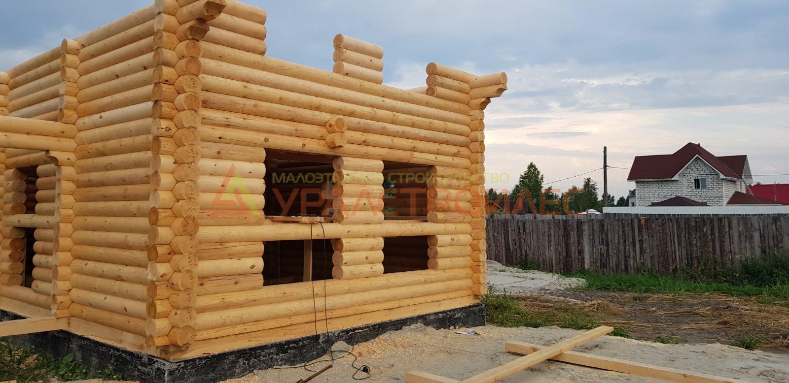 Проект № 1014 г. Тюмень СНТ Целинное