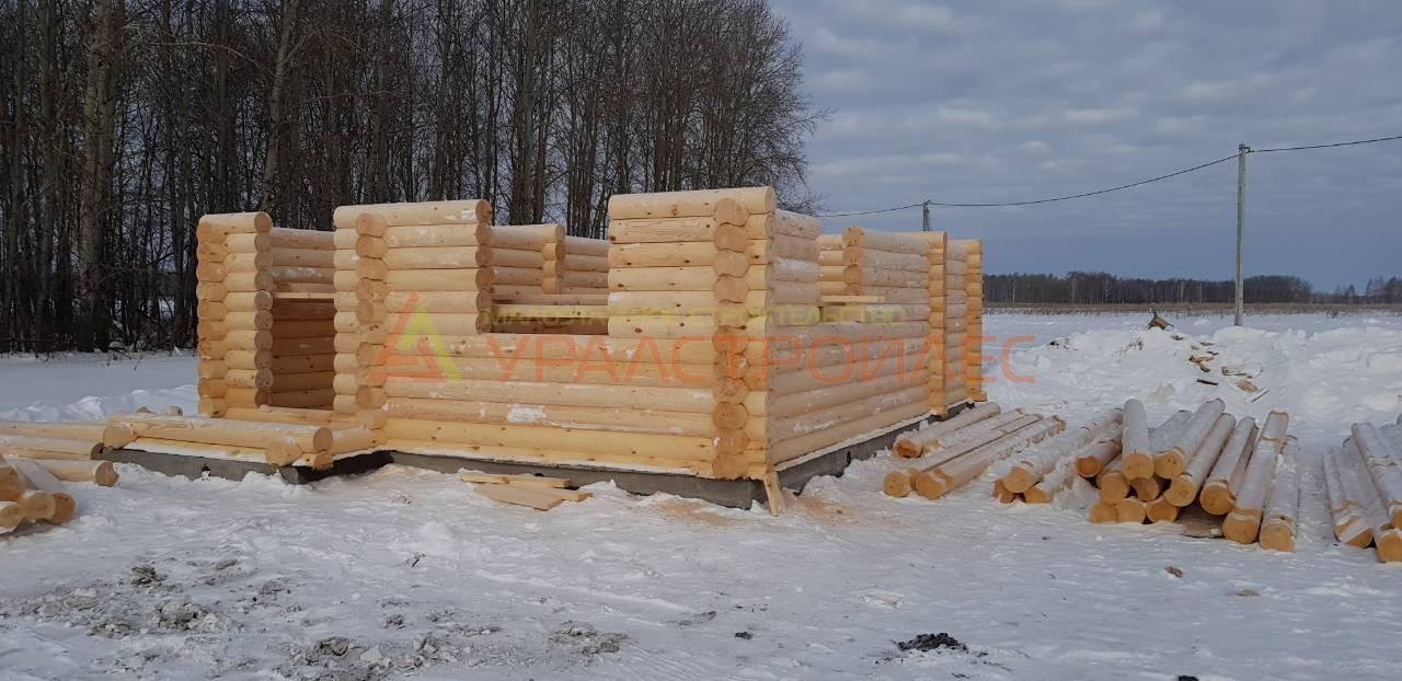Проект № 833 г.Тюмень КП. Кулига. Ирбитский тракт.