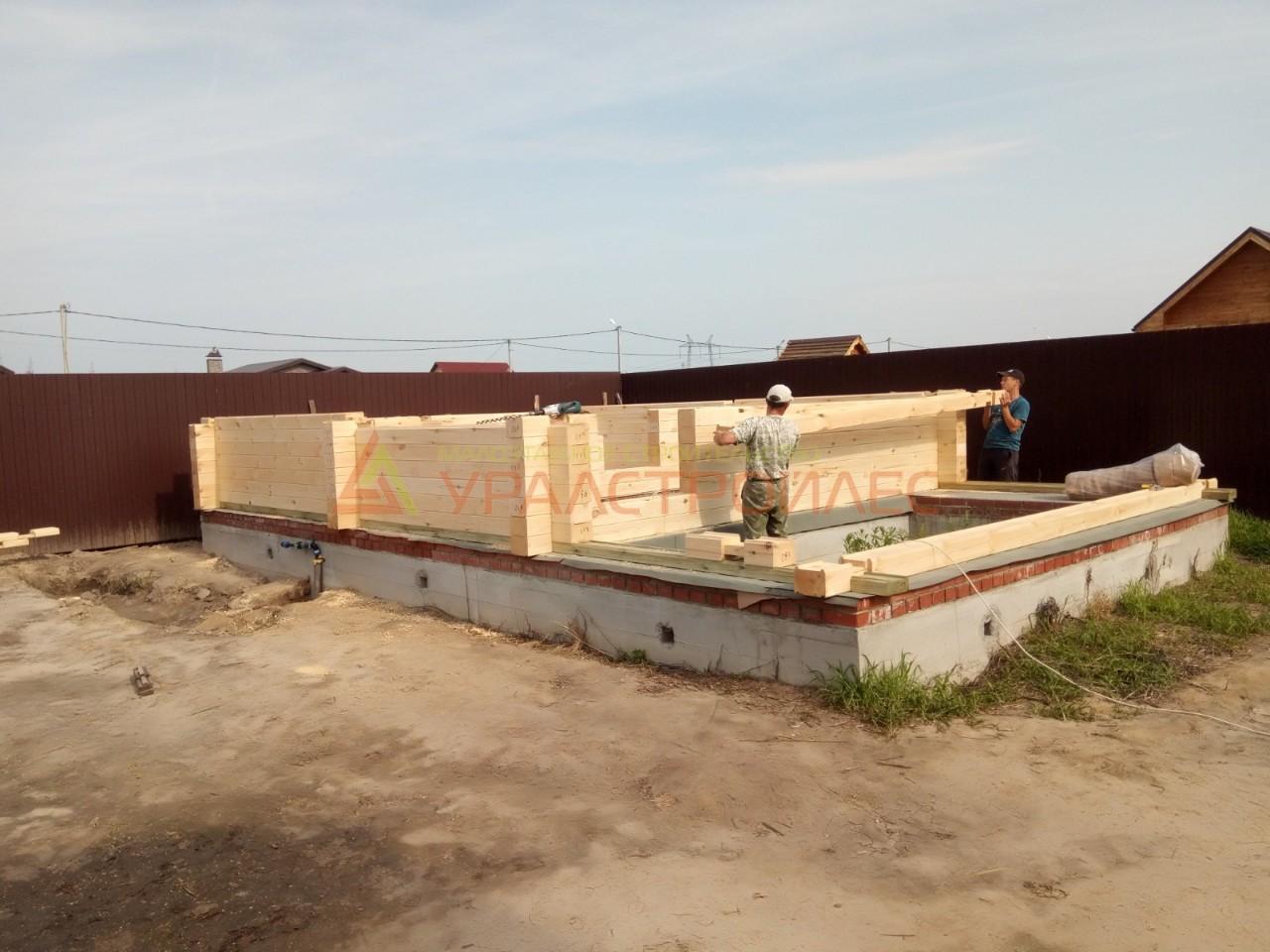 Проект № 910.3 г. Тюмень КП. Решетникова 2