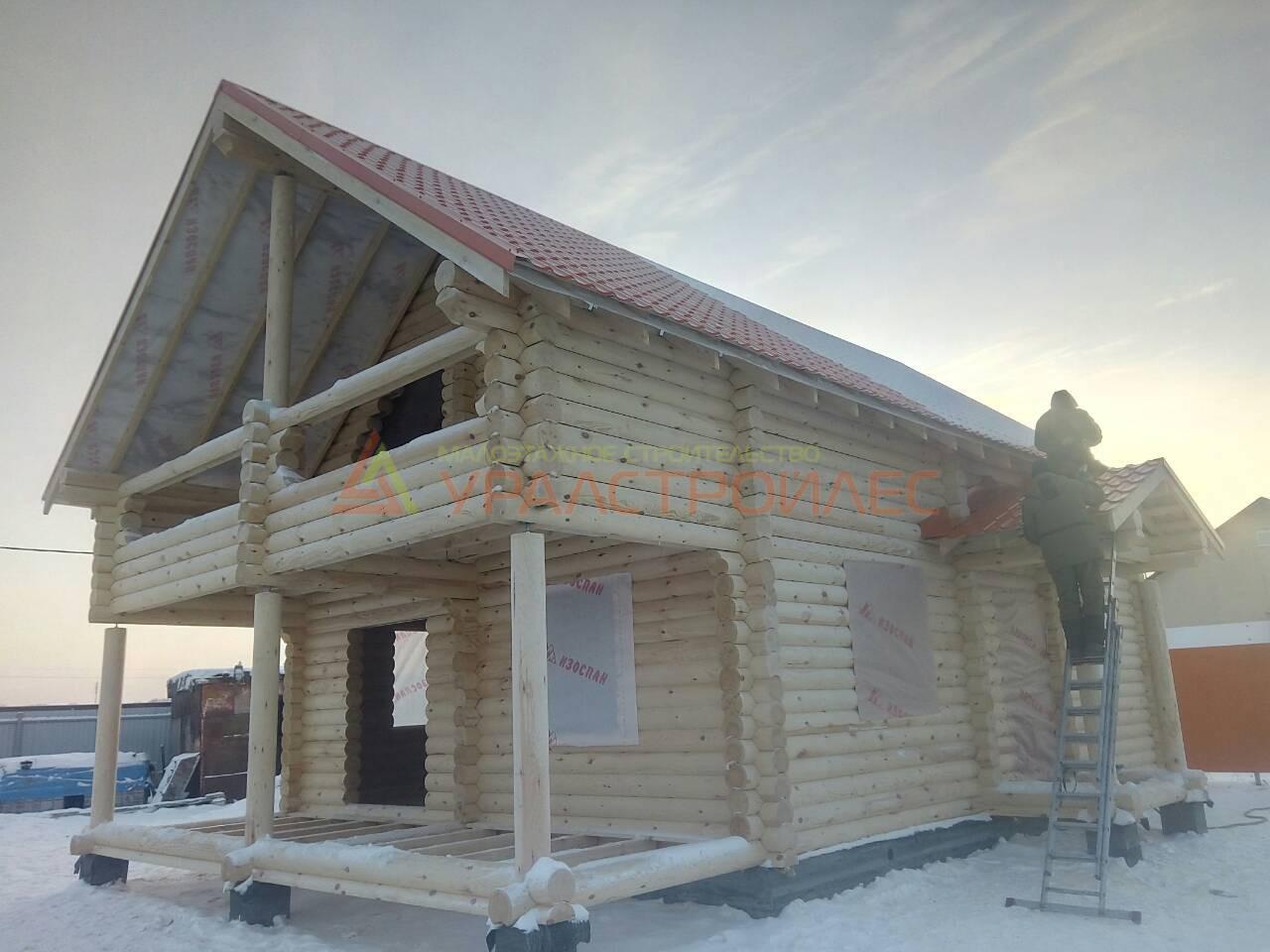 Проект №286.5 г. Тюмень п. Подушкино Ирбитский тр.