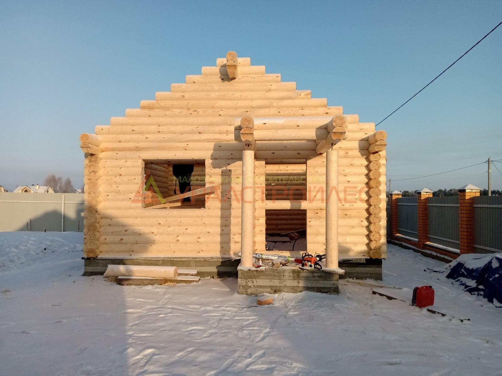 Проект № 1064 г. Тюмень.Д Каменка. Ирбитский тракт.