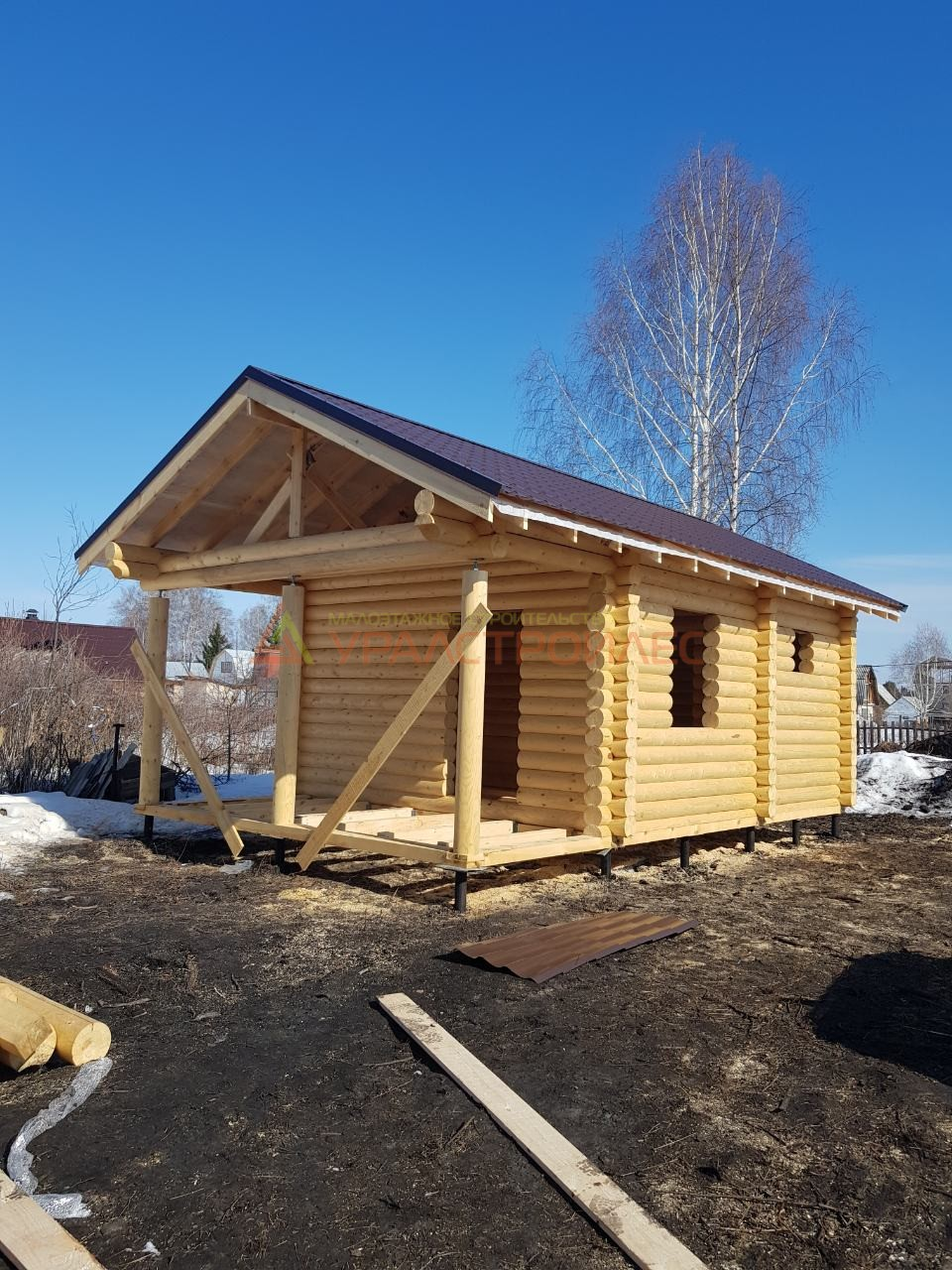 Проект № 861 г. Тюмень СНТ Надежда -2