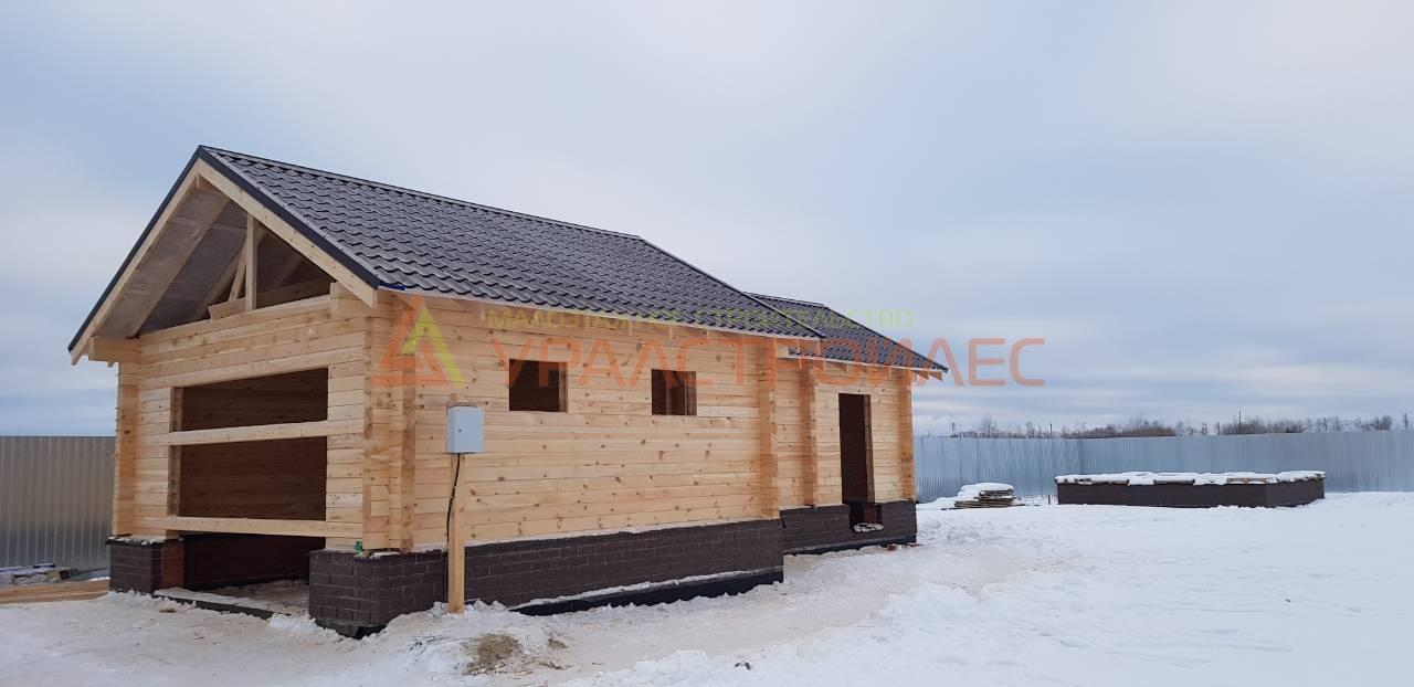 Проект № 807 г. Тюмень д. Субботина Старотобольский тракт.