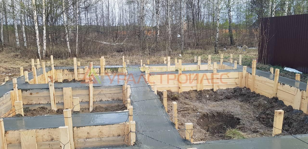 Проект № 886 г. Тюмень КП. Зеленый город.