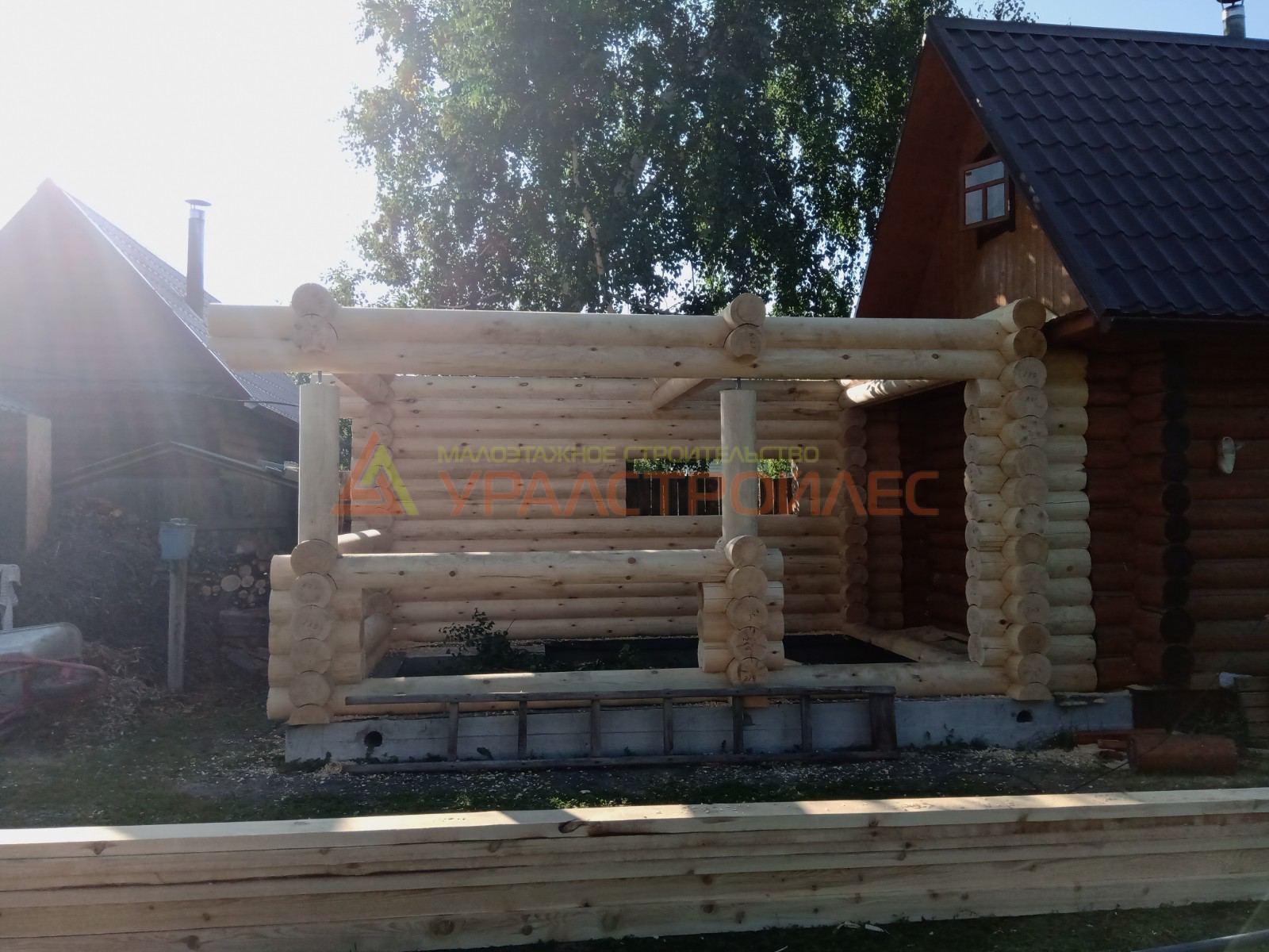 Проект № 1017 г. Тюмень. СНТ Дубрава Салаирский тракт