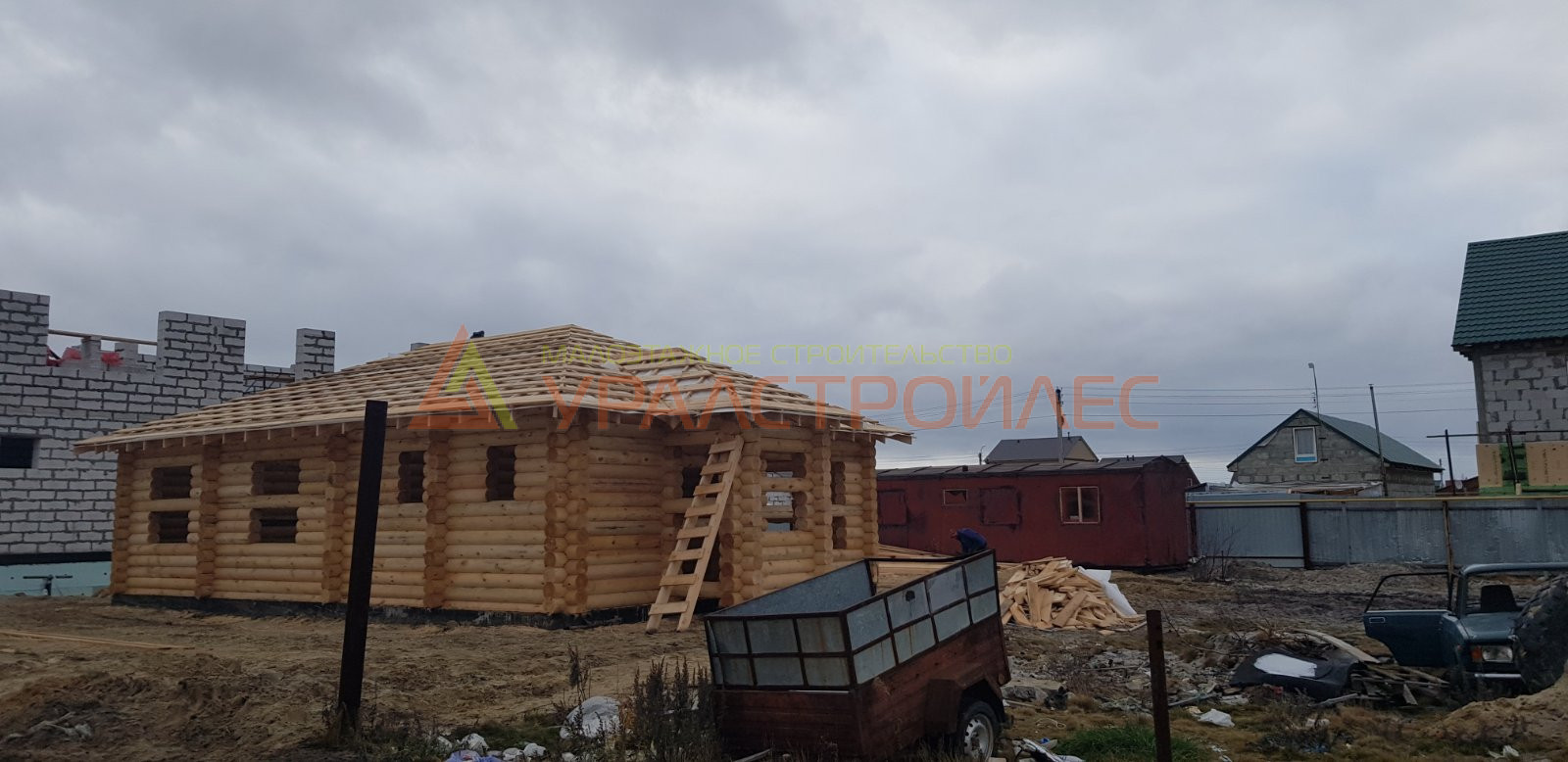Проект №1041 г. Новый -Уренгой