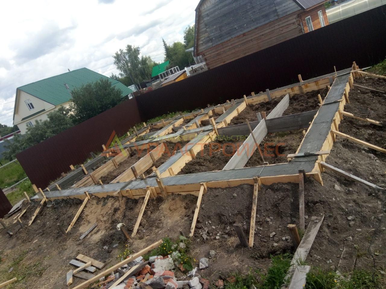 Проект № 793.6 г. Тюмень КП. Царева . 9 км. Велижанского тракта.