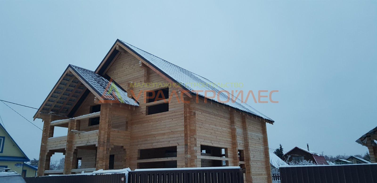 Проект № 926 г. Тюмень. СНТ Мичуринец-2.Поселок Боровский.