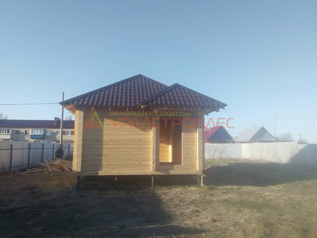 Проект № 755 Г. Тюмень . Тобольский тракт . Ст. Новотуринский