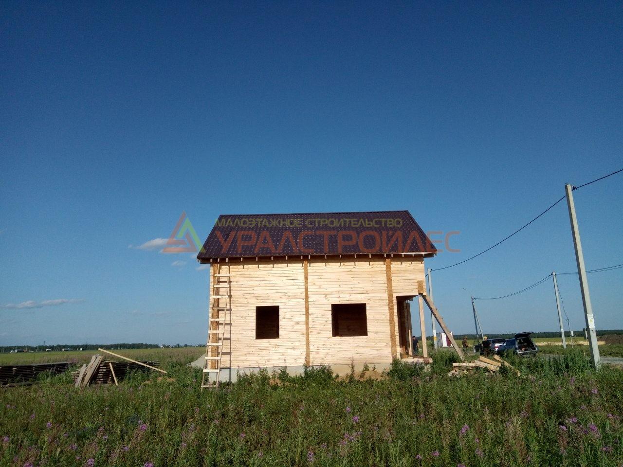 Проект № 811 г. Тюмень д. Успенка .