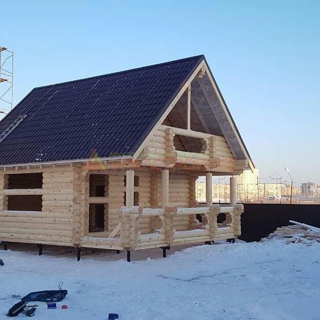 Проект № 344.4 г. Тюмень КП. Комарова.
