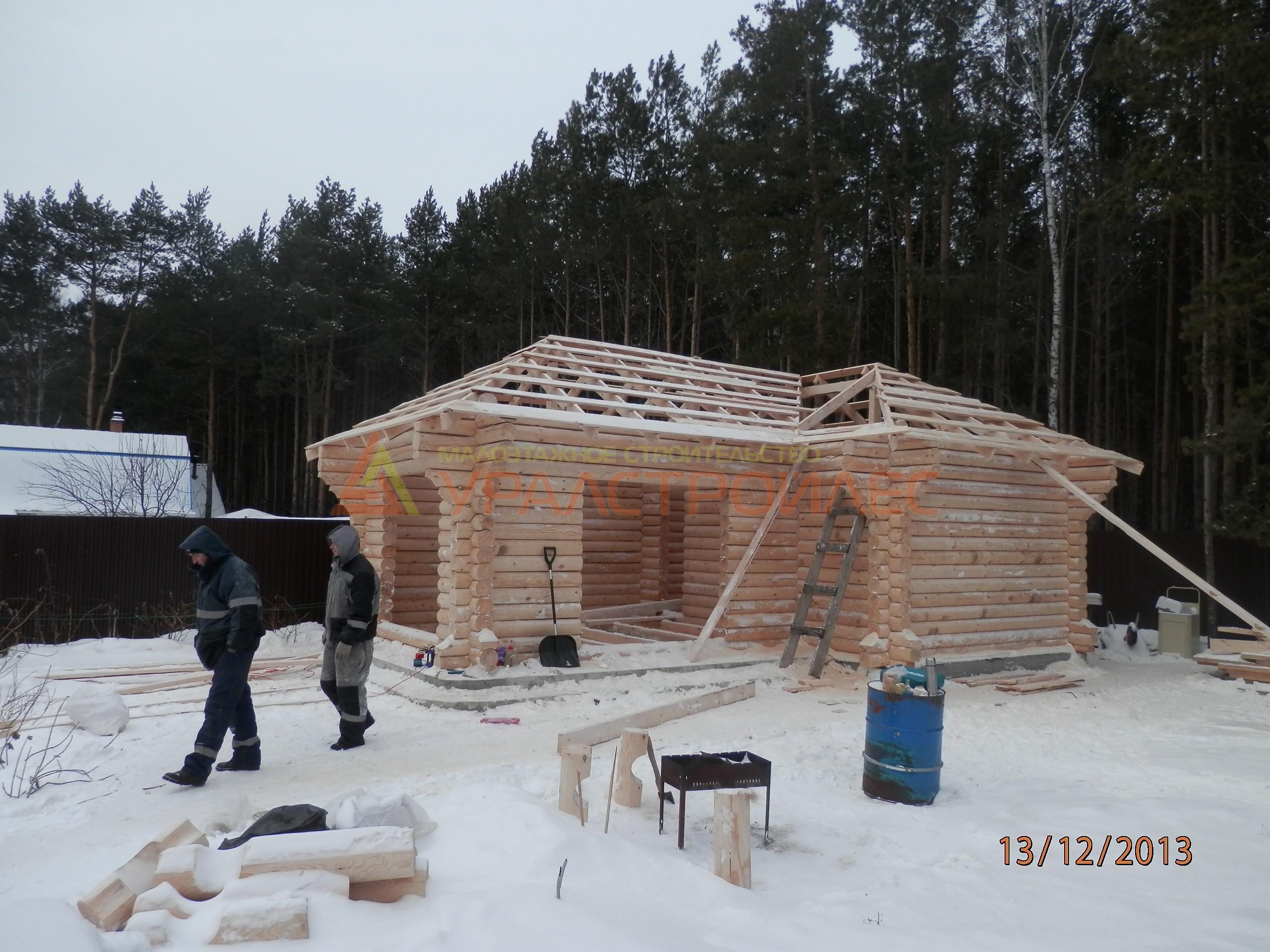 Проект №253 г. Тюмень. Ялуторовский Тракт .